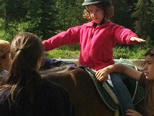Equine Assisted Therapy Alaska